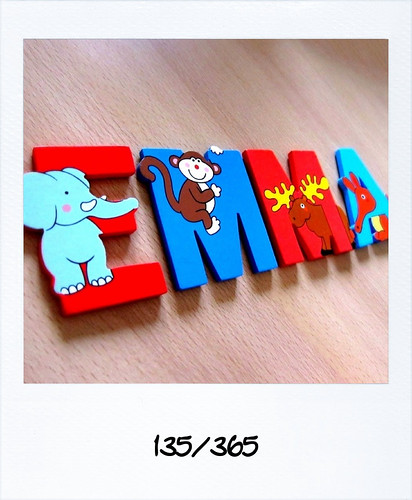 Wooden Letters For Kids Room Nz
