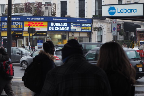 Bureau de change and western union location at king 39 s cros flickr - Western union bureau de change ...