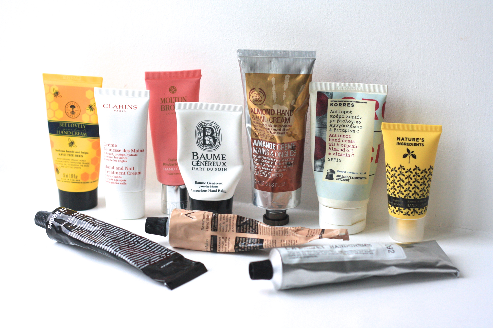 beauty review hand creams
