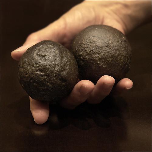 Moqui Balls Moki Marbles Locations Found Southern