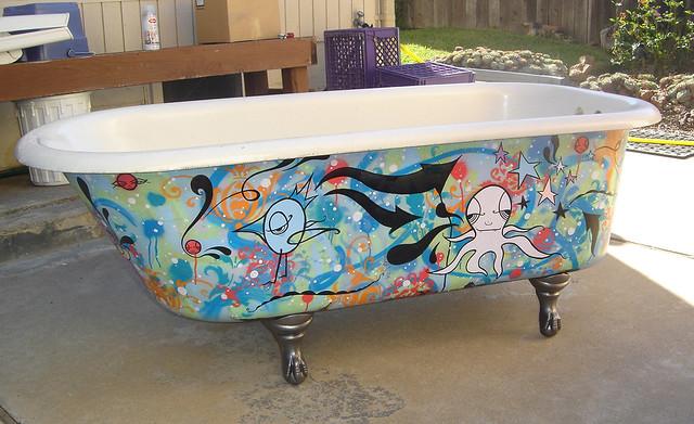 Antique Clawfoot Bathtub   By Jeffclaassen Antique Clawfoot Bathtub   By  Jeffclaassen