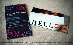 {Branding} Business Cards: Brennan C Phillips Photography | by monicagarrett