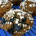 Whole Wheat Pumpkin Bran Muffins with Blueberries & Pecans Recipe