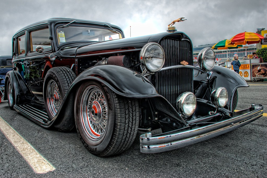 Mid 1930 S Hot Rod Lincoln At The Southeastern Nationals Flickr