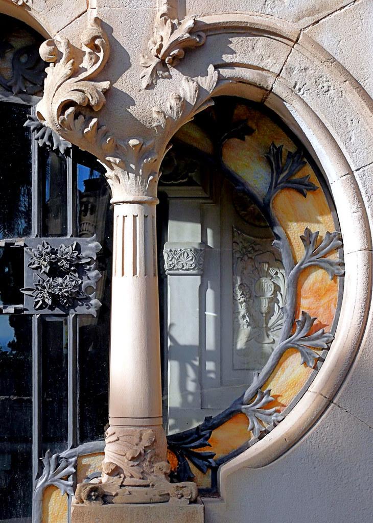 Barcelona cementiri de montju c 002 e hipogeo aguil - Art deco barcelona ...