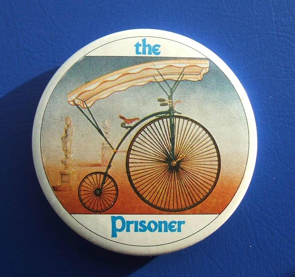 'The Prisoner' pen...