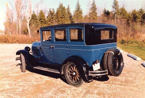 1928 Chrysler Model 52 Sedan Our 1928 Chrysler Quot Annie