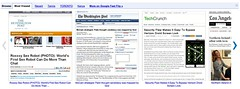 Google News Fast Flip | by rustybrick