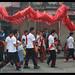 Red Dragon, Chinese New Year, Calcutta (Kolkata)