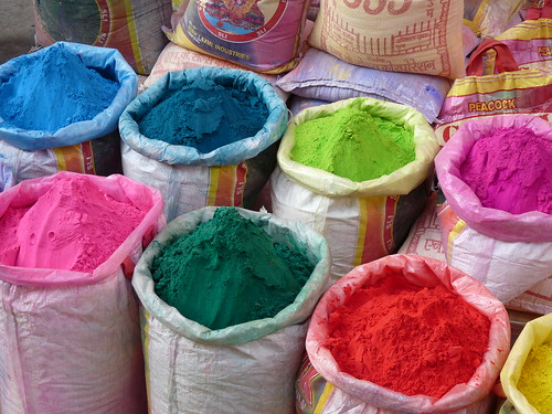 more colour for Holi | by Angela Coles