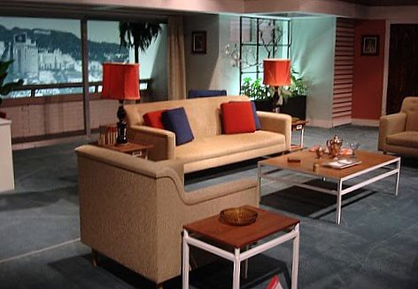 Replica of the i love lucy hollywood set lucy fan flickr I love lucy living room set