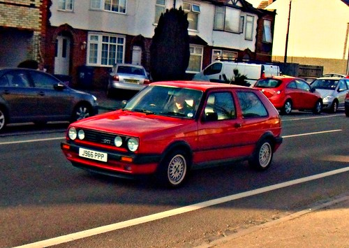 1992 VW Golf GTI | The iconic hot hatch, even more so than i… | Flickr