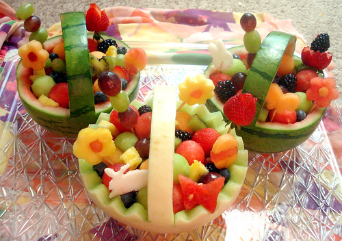 fruit flapjack recipe healthy fruits basket