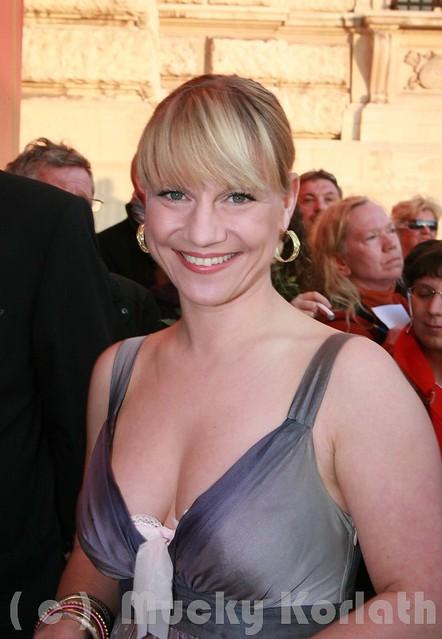 Kristina Sprenger Nackt