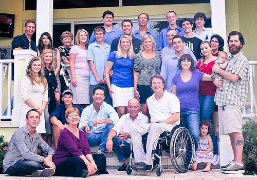 Bowman family reunion 2010
