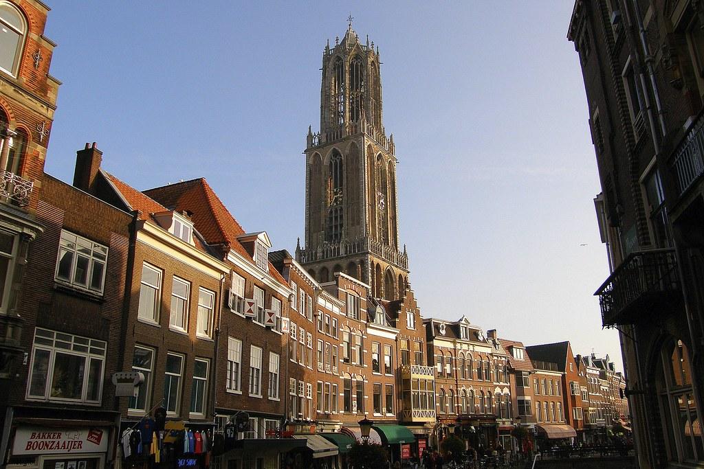 Domtoren Van Utrecht Domtoren Utrecht | by
