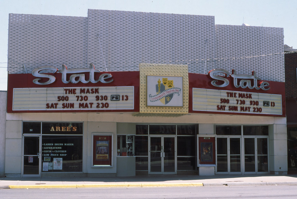 ... State Theater   By Photographs By Wade
