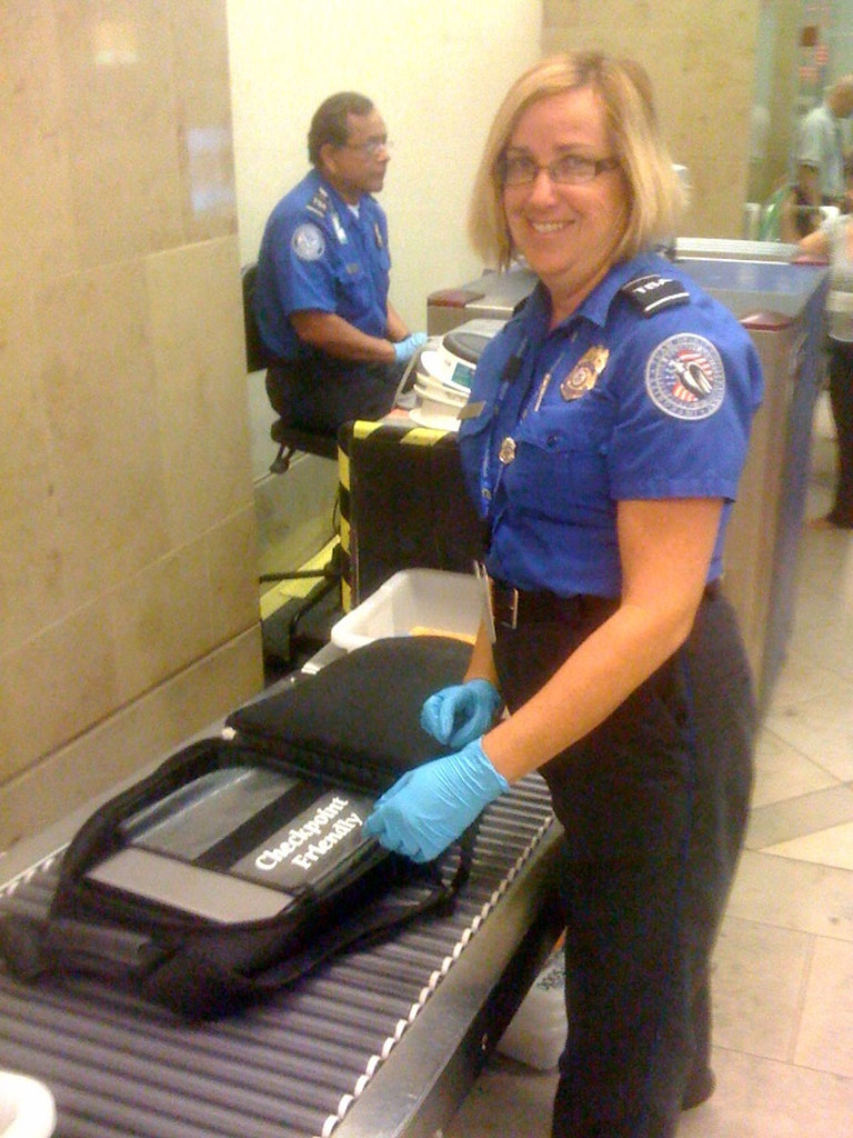 Tsa Screener With Checkpoint Friendly Laptop Case Tsa