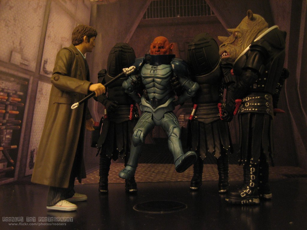 The Arrest of General Staal | The Judoon are sent to ...