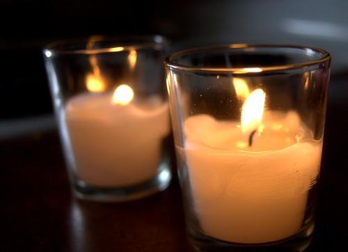 Candles | by Mike Paradise