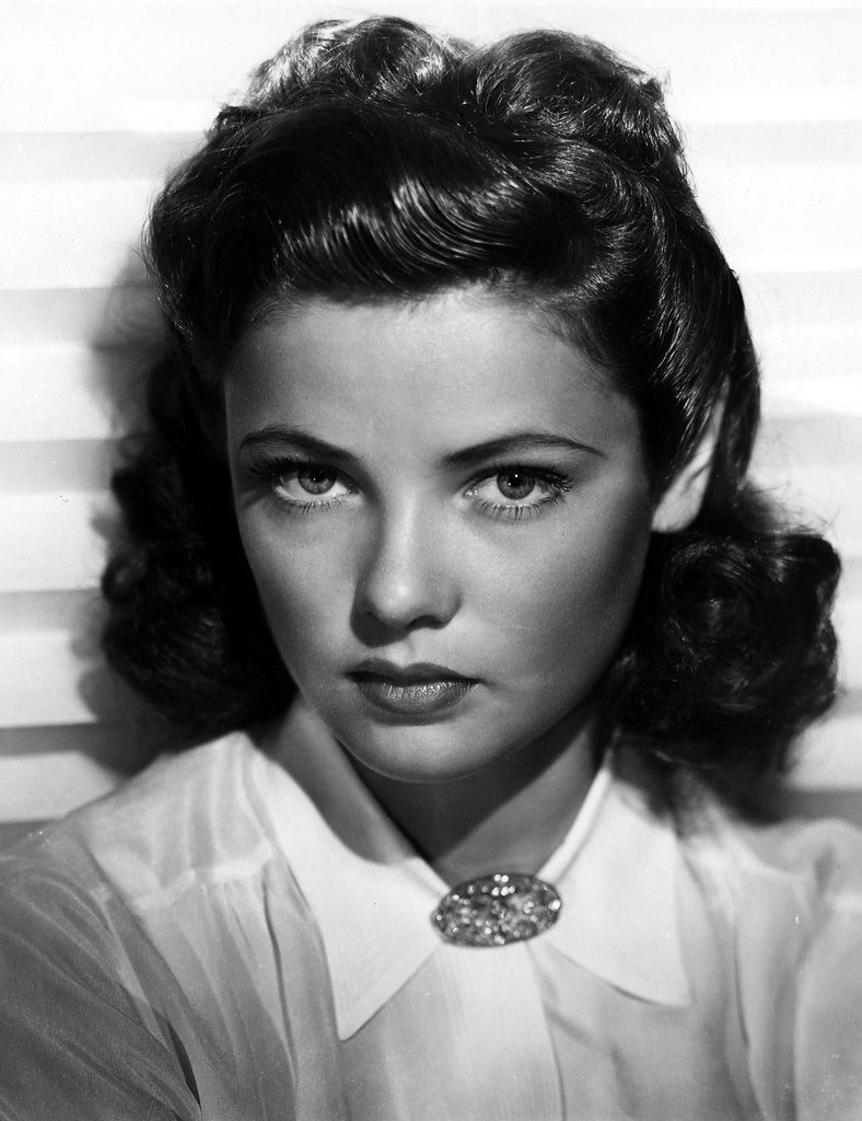 Gene Tierney Gene Tierney Flickr Photo Sharing