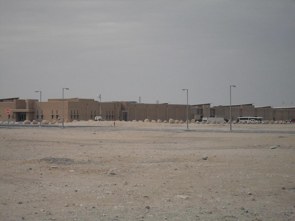 Centcom Barracks Al Udeid Ab Apartment Style Living For