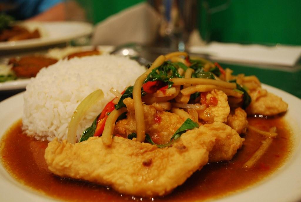 Chilli And Basil Thai Restaurant