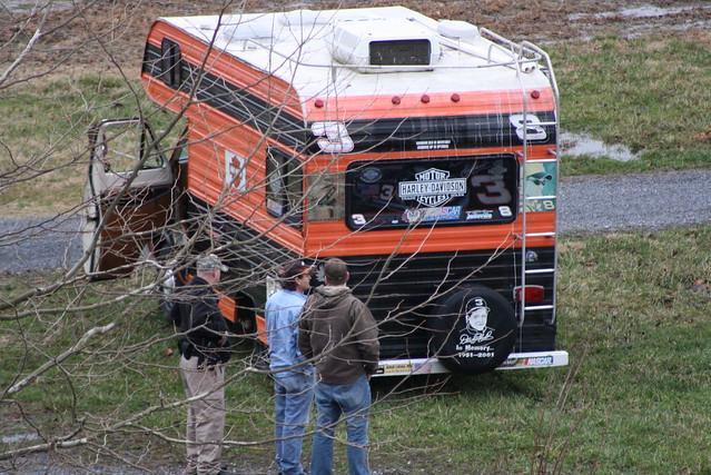 Tadpole 39 S Camper Explore Bristol Motor Speedway