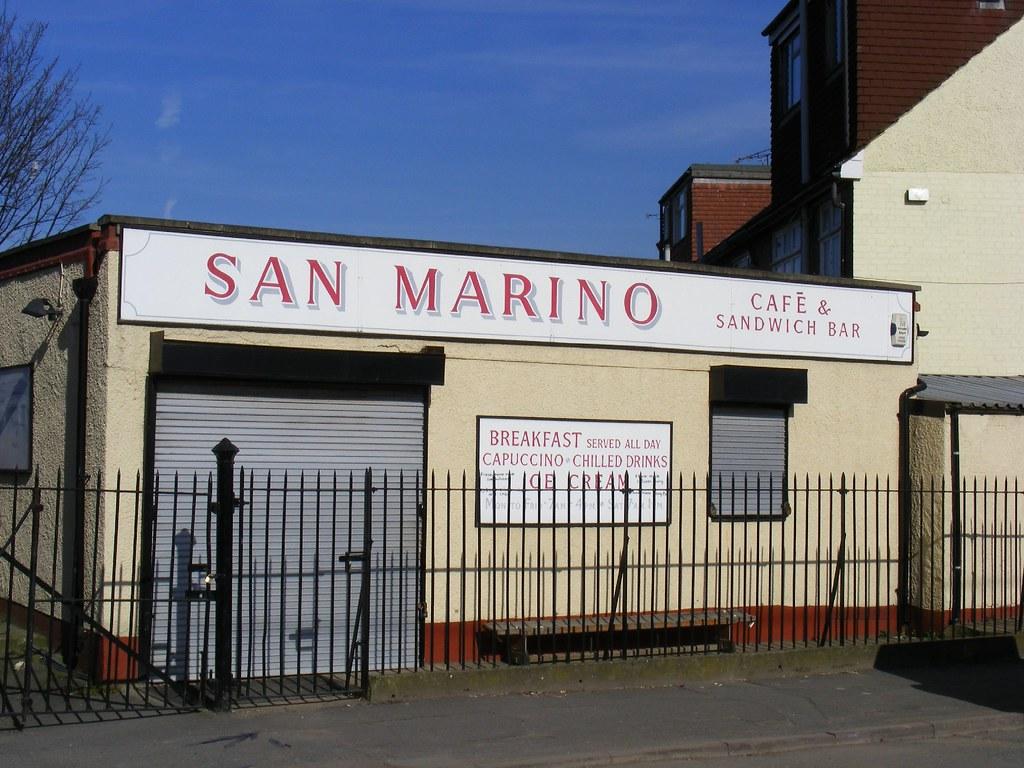 San Marino Cafe And Marketplace