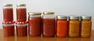 baby food - apple & plum, carrots, sweet potato | by forty-two roads