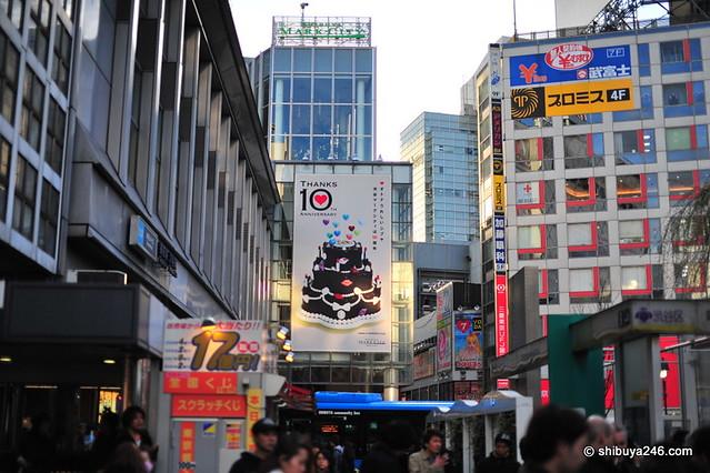 Shibuya Streets Vol 12 | Mark City celebrating its 10 year a ...