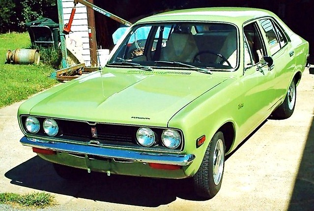 1970 Plymouth Station Wagon >> Plymouth Cricket   In North America, the Hillman Avenger was…   Flickr