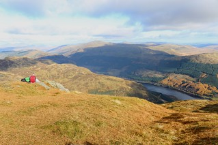 Loch Lubnaig from Ben Ledi | by Nick Bramhall