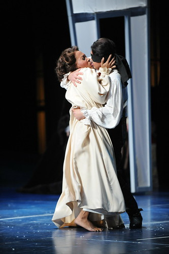 Donna Anna and Don Giovanni | by Opera Cleveland