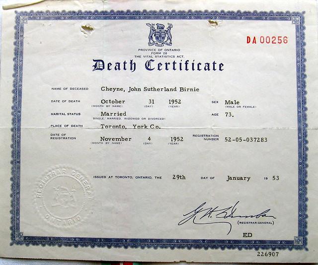 Vital Statistics | BC Funeral Association