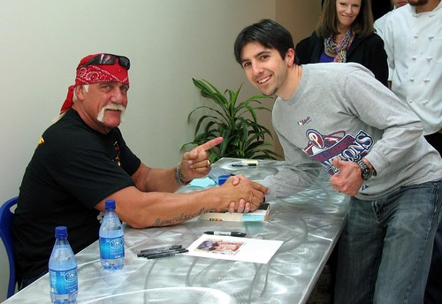 Hulk Hogan visits Google! | by rustybrick