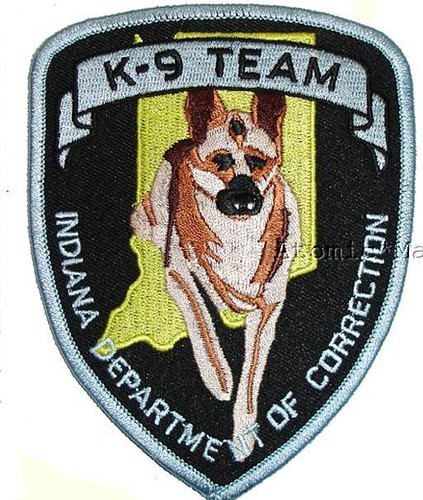 Indiana Department of Corrections - K-9 Team : Indiana ...