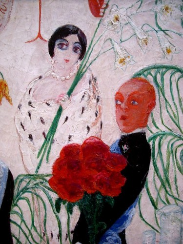 Florine Stettheimer Beauty Contest To The Memory Of P T