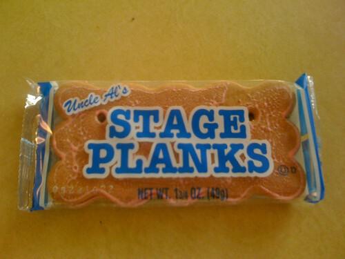 Stage Planks Recipes — Dishmaps