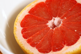 ruby red grapefruit | by Stacy Spensley