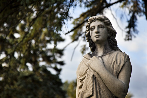 St. Agnes Cemetery - Menands, NY - 09, Oct - 02 | by sebastien.barre