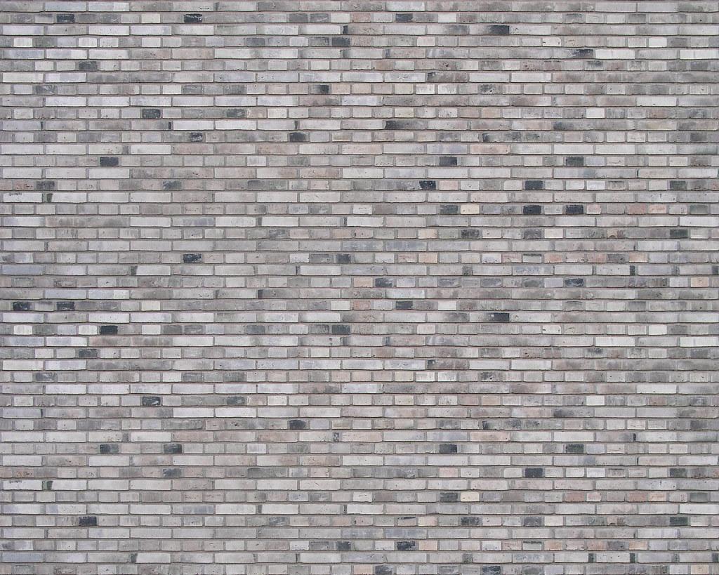 Gray Brick Texture Seamless