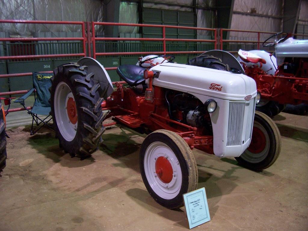 1941 Ford 9n Tractor : Ford n glen rose tx feb firemanrw flickr