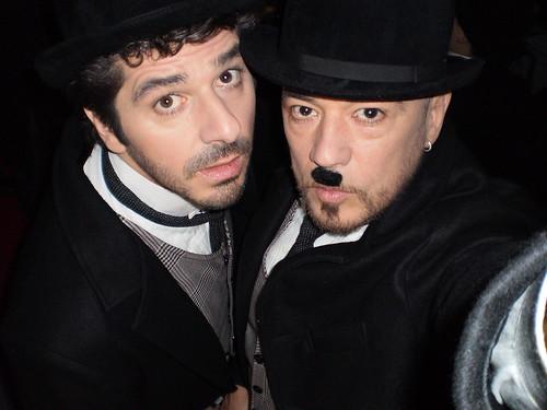 Patrick Fiori et Pascal Obispo