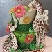 Topsy Turvy Animal Baby Shower
