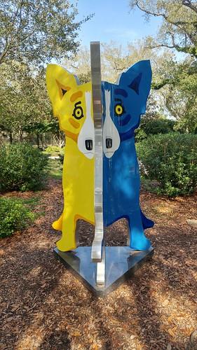 New Orleans Statue Garden