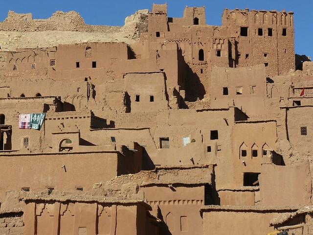 Kasbah de Ait Ben Haddou (Marruecos)