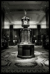 Waldorf Astoria - Clock | by Darny