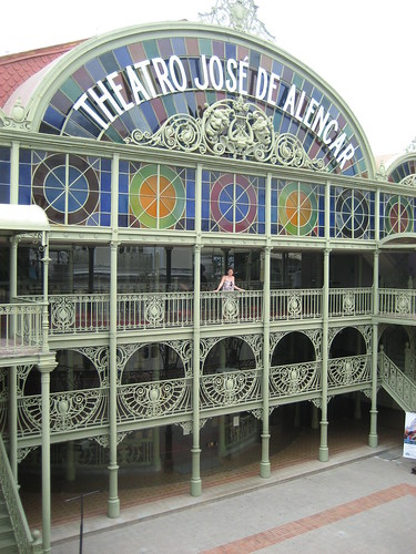 Theatro Jose de Alencar | by Harry Wood