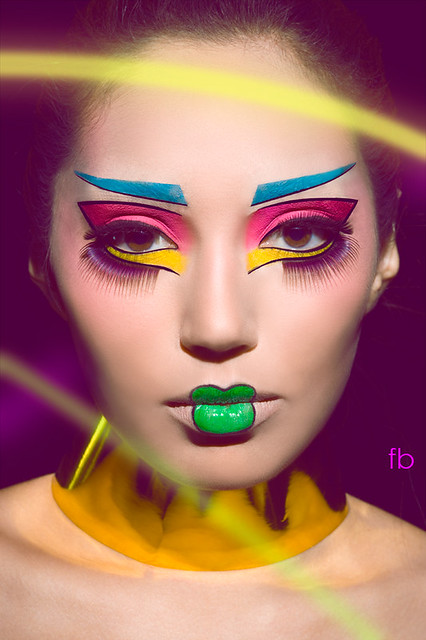 intergalactic fluor daniela moreno por felipe beiza